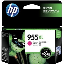HP955XLM L0S66AA Magenta Extra Large OEM
