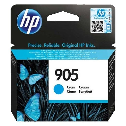 HP905C  T6L89AA Cyan  OEM