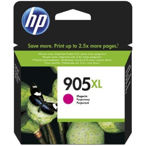 HP905XLM T6M09AA Magenta Extra Large OEM