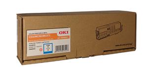OKI C532 Cyan Toner OEM
