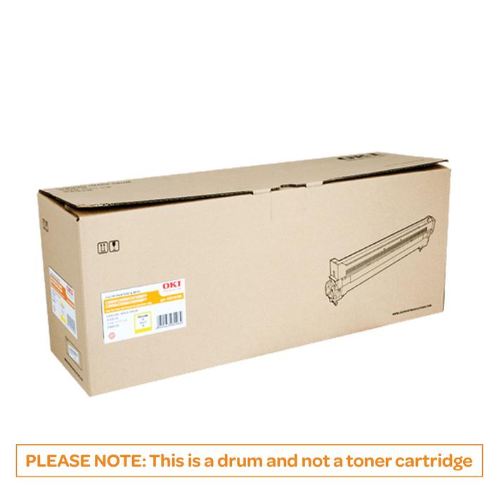 OKI C532 Yellow Drum OEM
