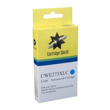 CW Brand 273XL Cyan Extra Large