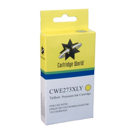 CW Brand 273XL Yellow Extra Large