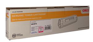 OKI 45862829 MC873dn Magenta Toner OEM