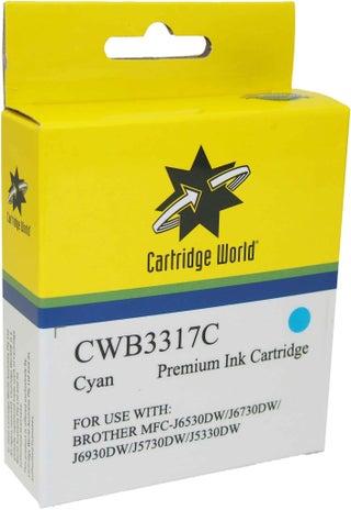 CW Brand LC3317 Cyan