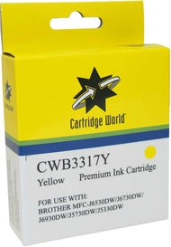 CW Brand LC3317 Yellow