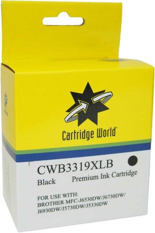 CW Brand LC3319XL Black Extra Large