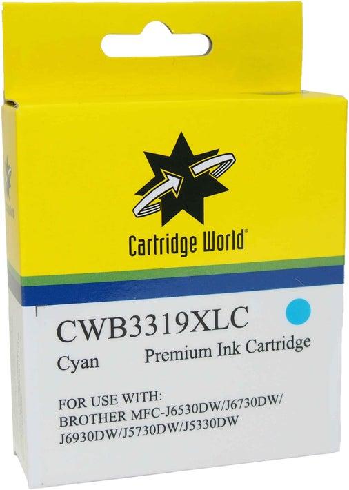 CW Brand LC3319XL Cyan Extra Large