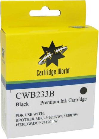 CW Brand LC233 Black