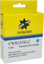 CW Brand LC235XL Cyan Extra Large
