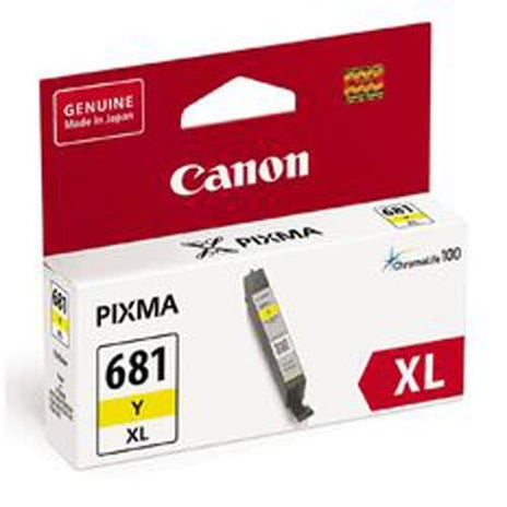 CANON CLI681XL Yellow Extra Large OEM