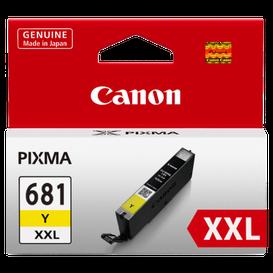 CANON CLI681XXL Yellow Extra Extra Large OEM
