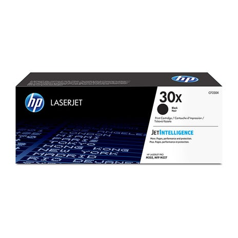 HP CF230X (30X) High Capacity OEM