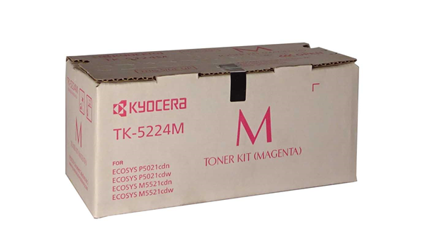 KYOCERA TK5224M Magenta Toner OEM