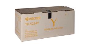 KYOCERA TK5224Y Yellow Toner OEM