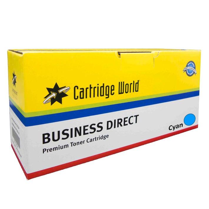 CW Brand CF411X (410X)  Cyan High Capacity