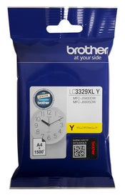 BROTHER LC3329XL Yellow Extra Large OEM