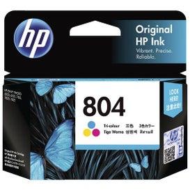 HP804C T6N09AA Tri-Colour OEM