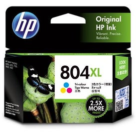 HP804XLC T6N11AA Colour Extra Large OEM