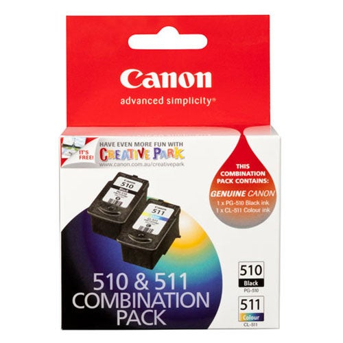 CANON PG510 CL511 Combo OEM