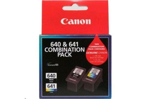 CANON PG640 CL641 Combo OEM