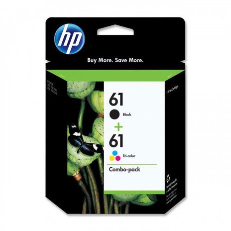 HP61 Black HP61 Tri Colour Standard  Combo OEM