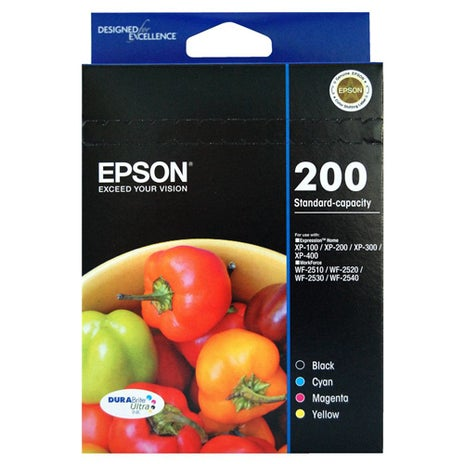 EPSON 200 Stand Capacity Value Pack OEM