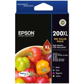 EPSON 200XL Extra Large Value Pack OEM