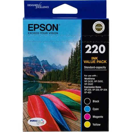 EPSON 220  Value Pack 1 OEM