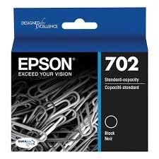EPSON 702 Black  OEM