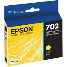 EPSON 702 Yellow  OEM