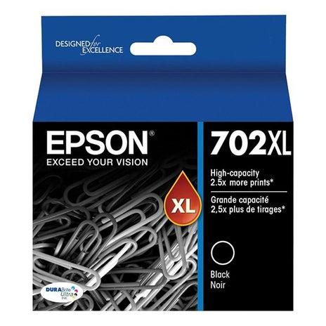 EPSON 702XL Black Extra Large OEM