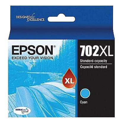 EPSON 702XL Cyan Extra Large OEM