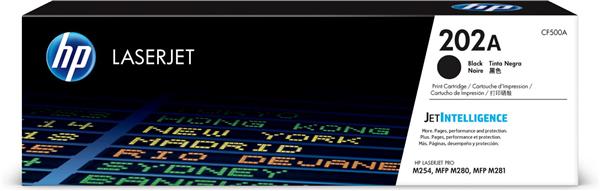 HP CF500A (202A) Black Standard Capacity OEM
