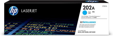 HP CF501A (202A) Cyan Standard Capacity OEM