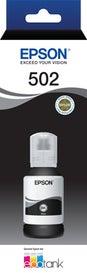 EPSON T502 Black Ink Bottle