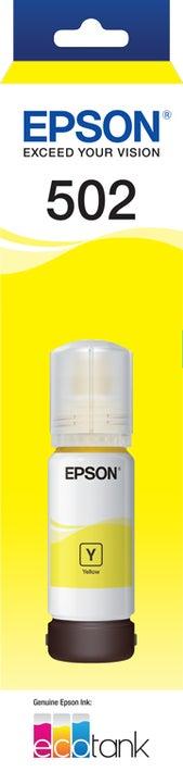 EPSON T502 Yellow Ink Bottle