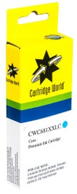 CW Brand CLI681XXL Cyan Extra Extra Large