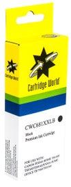 CW Brand CLI681XXL Black Extra Extra Large