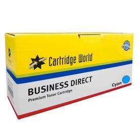 CW Brand C3530 Cyan Toner
