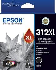 EPSON 312XL Black Extra Large OEM