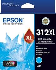 EPSON 312XL Cyan Extra Large OEM