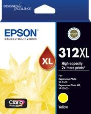 EPSON 312XL Yellow  Extra Large OEM