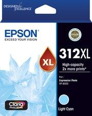 EPSON 312XL Light Cyan  Extra Large OEM