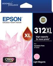 EPSON 312XL Light Magenta Extra Large OEM