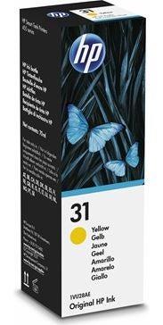 HP31Y Yellow Ink Bottle 70ml OEM