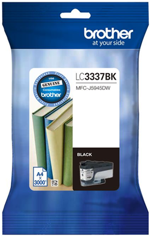 BROTHER LC3337 Black OEM