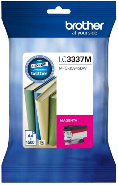 BROTHER LC3337 Magenta OEM