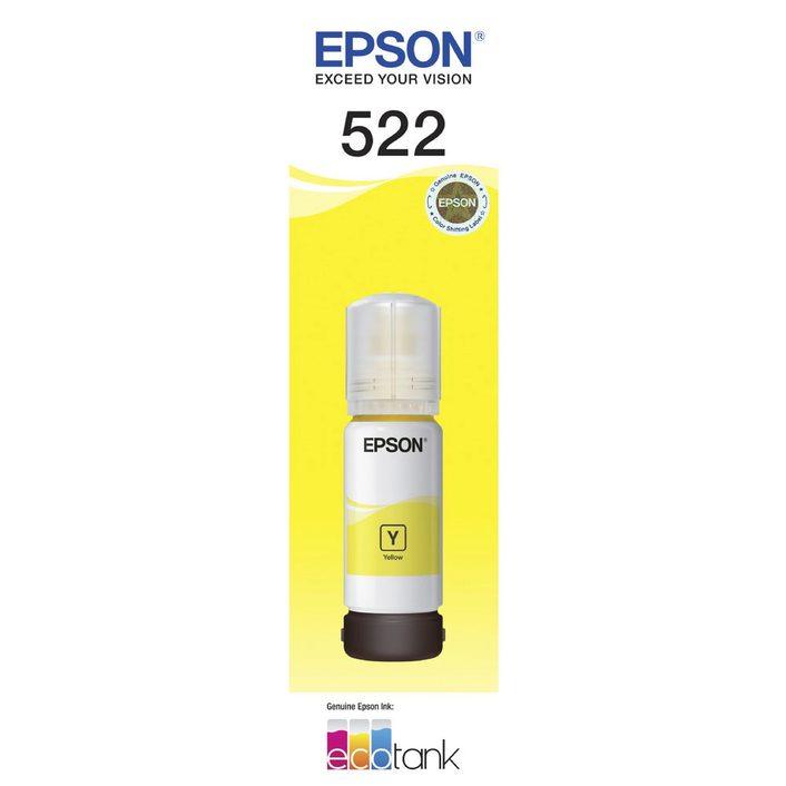 EPSON T522 Yellow Ink Bottle