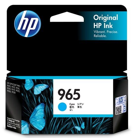 HP965C 3JA77AA Cyan OEM